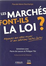 BOURSE - FINANCES - ECONOMIE / LES MARCHES FONT-ILS LA LOI ? - 30 %