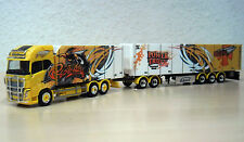 "Herpa-volvo fh`13 EuroCombi/Road-Train ""ristimaa Super Bee"" nº 304917 -1:87"