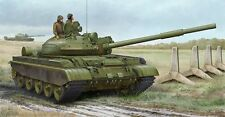 1:35 SCALE - Russian T-62 Mod.1984 (Mod.1962 Modification) TRU01553 - Trumpeter