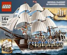 Lego 10210 Imperial Flagship Pirates MISB Sealed Very Mint - Retired set!