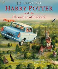 PRE-ORDER Harry Potter and the Chamber of Secrets: Illustrated Edition Hardcover