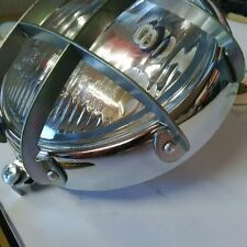 OSSA MICK ANDREWS  GRILLE CHROME HEADLIGHT OSSA EXPLORER NEW OSSA TRIAL