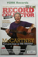 RECORD COLLECTOR MAGAZINE - Issue 359 February 2009 - Paul McCartney / Beefheart