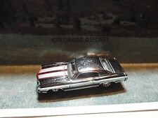 Loose Mint Hot Wheels Classics Chrome '70 Monte Carlo w/Real Riders