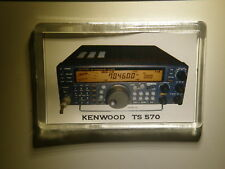 KENWOOD TS 570  FRIDGE MAGNET
