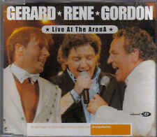 Gerard Rene Gordon- Live at The arena cd maxi single incl video (Toppers)