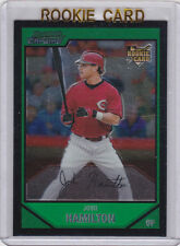 Josh Hamilton RC 2007 Bowman Chrome ROOKIE CARD Baseball REDS Anaheim Angels