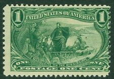 USA : 1898. Scott #285 Fresh & Mint Never Hinged. Catalog $72.00.