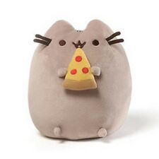 "GUND -  9.5""  PUSHEEN CAT - PEPPERONI PIZZA"