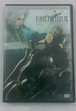 OTHER: Final Fantasy VII (7) Advent Children DVD 2 Disc Special Edition