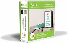*New* CREATIVE HOLIDAY CARDS Year Gift Cricut Cartridge Free Ship Factory Sealed
