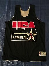 1992 Team USA Basketball Olympic Dream Team Champion Practice Jersey