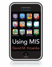 Using MIS (3rd Edition), Kroenke, David M., Prentice Hall (2010-01-15)  Good Pap