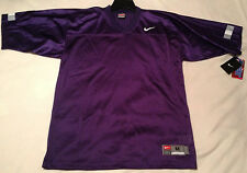new Nike NCAA Kansas K-State Ppl Football Jersey Blank Wildcats Powercat Men's M