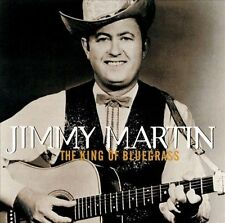 King of Bluegrass by Martin, Jimmy