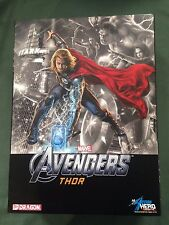 Dragon 1/9 Scale Action Hero Vignette Marvel The Avengers Thor Model Kit 38102