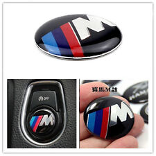 M Sport Button i Start Keyless Logo Emblem Sticker for BMW 25mm