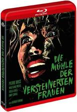 MILL OF THE STONE WOMEN New BLU-RAY Red Case LIMITED SLIPCOVER Subkultur GIALLO