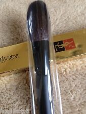 $60 YSL Yves Saint Laurent Les Experts Make Up Powder Brush New in box.