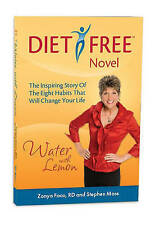 Water With Lemon: An Inspiring Story of Diet-free-ExLibrary