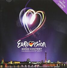 Eurovision Song Contest - 2011 Dusseldorf - 2CD *NEW*