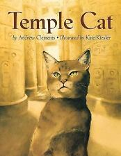 Temple Cat, Clements, Andrew, Good Book
