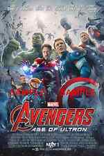 """The Avengers 2 Age of Ultron ( 11"""" x 17"""" ) Movie  Poster Print (T3) - B2G1F"""