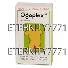 Ogoplex Male Prostate and Climax Enhancement 100% Natural Herbal 30 caps