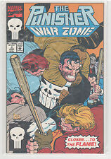 The Punisher War Zone #4 John Romita Jr 9.6