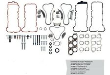 Genuine GM HOLDEN V6 Complete Timing chain Kit- VZ / VE / WM