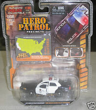 Jada 1/64 LAPD Los Angeles Police Department Ford Crown Victoria HERO PATROL