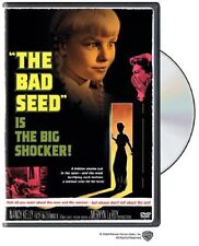 THE BAD SEED (1956 Patty McCormack)  - DVD - UK Compatible -  sealed