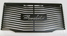 SUZUKI GSF1200 (00-06) BANDIT BEOWULF OIL COOLER GUARD, COVER, PROTECTOR, BLACK