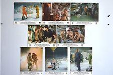 ZEBRA STATION POLAIRE, 1968, STURGES, HUDSON, MC GOOHAN, BORGNINE, jeu B 8 p.
