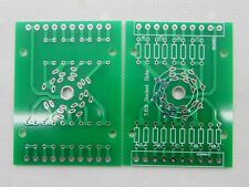 2pc 789 pin Röhre tube test diy Experiment prototyping multi pcb