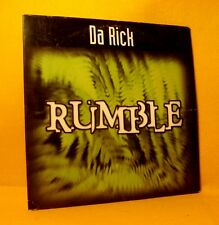 Cardsleeve single CD Da Rick Rumble 2TR 1999 Jumpstyle