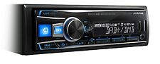 Alpine UTE-93DAB Mechless Digital Media Receiver USB DAB+ Bluetooth iPod iPhone
