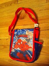 Marvel Ultimate Spider-Man nylon bag non-insulated lunch bag beach Party Kids