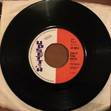 ROB WALKER STRANGER COLE Run Up Your Mouth UPSETTERS US366 1971 Vinyl EX Perry
