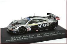 """McLaren F1 GTR """" MVR """" FIA GT Meisterschaft Series 1997 #19 - IXO - 1:43 - LE"""