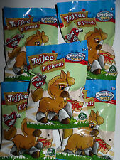 Toffee & friends * 5 Tüten  * Emotion pets * Preziosi * Neu * OVP * Pony