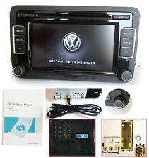 VW Autoradio RCD510 RVC USB MP3 CD Caddy Golf GTI Passat Touran Jetta Seat POLO