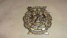 British Army Military Cap Badge The Toronto Scottish Regiment