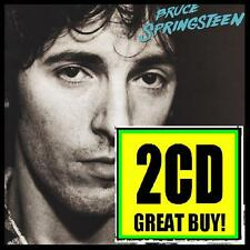 BRUCE SPRINGSTEEN (2 CD) THE RIVER ~ 80's POP / ROCK ~ HUNGRY HEART +++ *NEW*