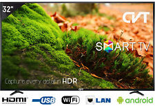 CVT 3200S 80 CM (32) HD Ready LED SMART Television-SAMSUNG Panel