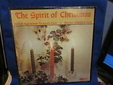 The Spirit Of Christmas Ashland High School A Cappella Choir