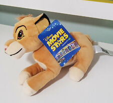 DISNEY LION KING CHARACTER PLUSH TOY SOFT TOY WITH TAG 20CM LONG