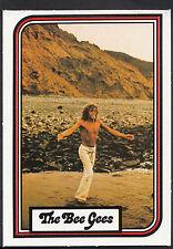 Monty Gum Card - 1978 - John Travolta - The Bee Gees  (JT15)