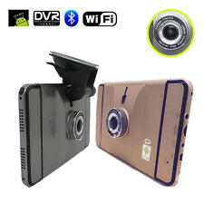 "Android4.4 7"" 512MB 8GB Car DVR GPS Navigation w/ Front Camera Bluetooth AV-IN"