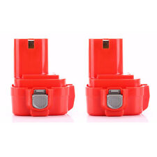2X 2000mAh Rechargeable Battery Cordless Drill for Makita 9120 9122 PA09 6207D